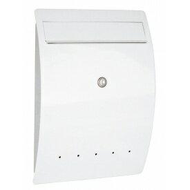 オンリーワン ゼラフィーニ メールボックス エルベ SG1-450WH 【郵便ポスト】 ホワイト