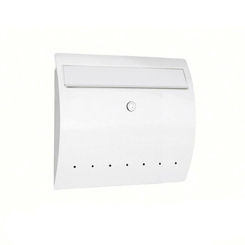 オンリーワン ゼラフィーニ メールボックス ライン SG1-460WH 【郵便ポスト】 ホワイト