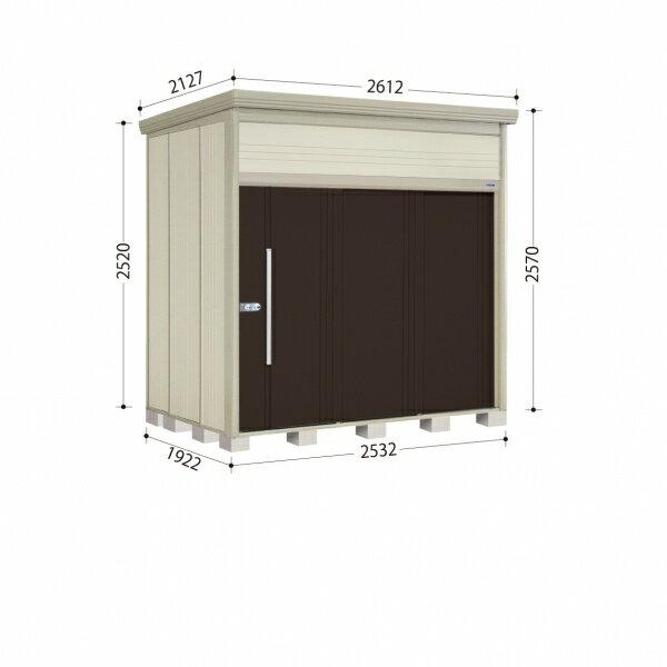 10月31日までのプレゼント企画 タクボ物置 Mr.トールマン JN-2519 一般型 標準型 +床保護マット 1セット付き 『追加金額で工事も可能 屋外用中型・大型物置』 チャコールブラック