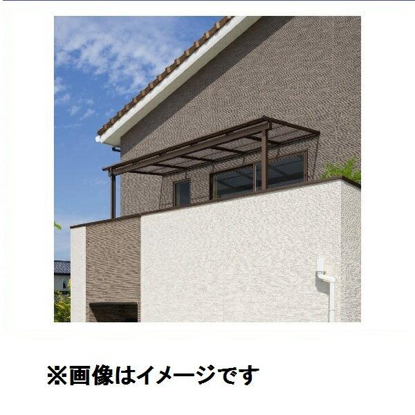 三協アルミ レボリューA 1.5間×4尺 600タイプ/メーターモジュール/2階用F型/出幅移動収まり/単体 ポリカーボネート 【テラス屋根】
