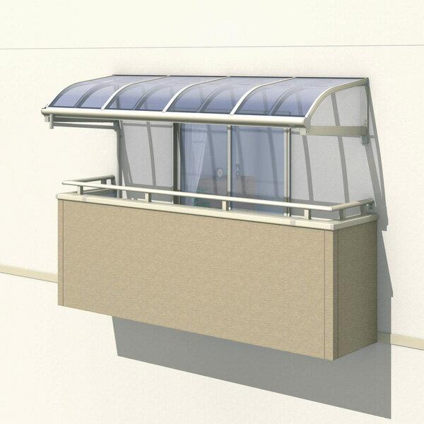 三協アルミ レボリューZ 1.5間×4尺 1500タイプ/メーターモジュール/1・2・3階用R型/柱なし式/単体 *雨トイは3m×2本を手配します 『テラス屋根』 防汚ポリカ