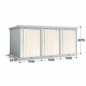 『���関�・�海�定� イナ�物置 NXN-33CSL 一般・多雪地型 追加棟 *追加棟施工��基本棟�別途購入�必��� フレンドリーホワイト
