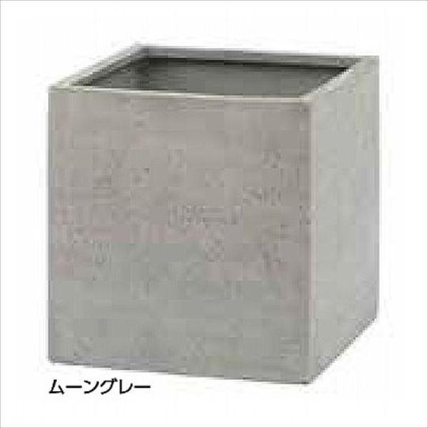 タカショー キューブポット カント(540) PIA-C01SMR ●36861700 ムーングレー