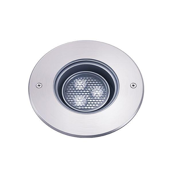 タカショー グランドライト(100V) シンプルLED グランドライトスイング2型 グレアレス (LED:白色) HFF-W20S ●74434300 【ローボルトライト】 【エクステリア照明 ライト】