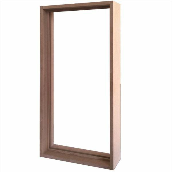 セブンホーム ステンドグラス ピュアグラス オプション K01 専用木枠 『単品価格』