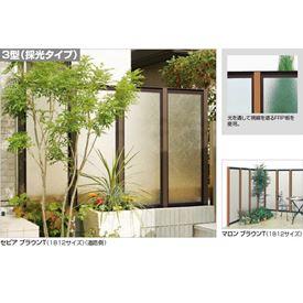 四国化成 ハイ パーテーション3型 本体 1212サイズ HPT3-1212 【樹脂フェンス 柵】
