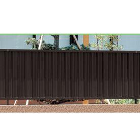 三協アルミ ニューアイシャノン3型 フェンス本体 フリー支柱タイプ 2010 【アルミフェンス 柵】