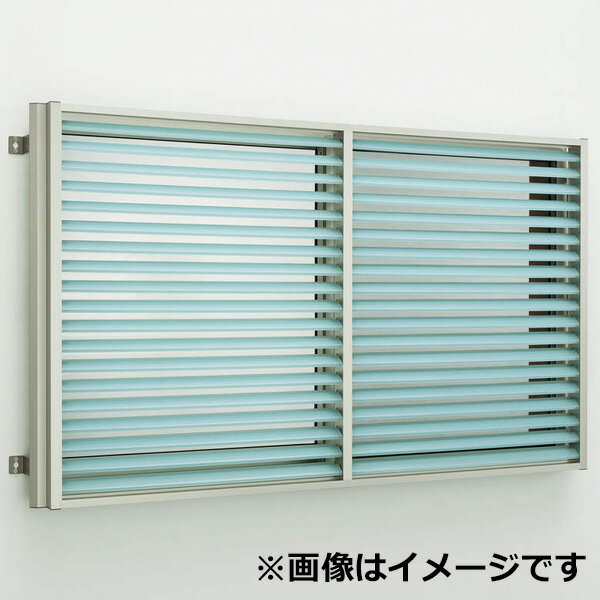 YKK ap 多機能ポリカルーバー 引違い窓用本体 標準 幅1370mm×高さ1000mm 1MG-12809 上下同時可動