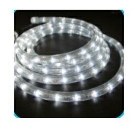 コロナ産業 LED4線チューブライト Φ14mm/99mロール 4R99W LED色:白色 【イルミネーションライト】