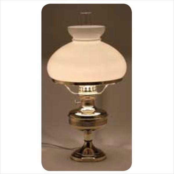 メイク ガーデンルームライト 室内用 『白セード�』 テーブルステムランプ 電球仕� #GVT07A-WH 白