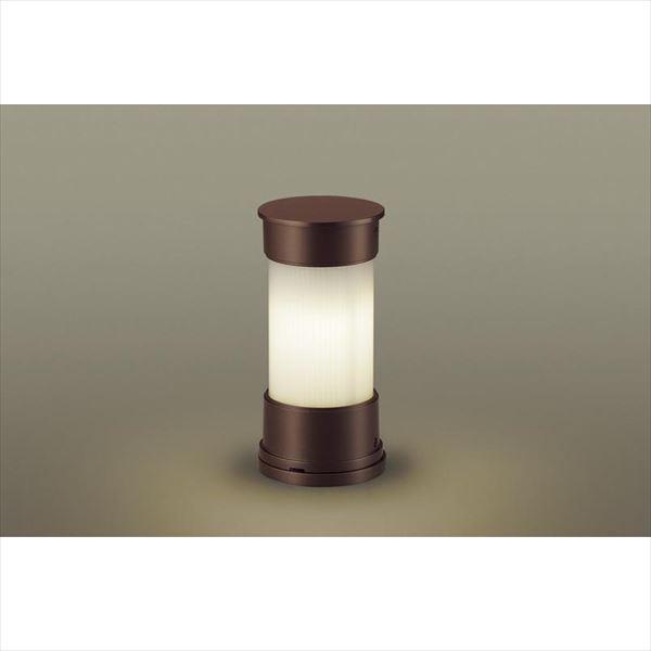 2014年コレクション新 パナソニック LEDアプローチスタンドライト LGWJ56563AK(100V) 明るさセンサ付き 【エクステリア照明 ライト】 ダークブラウンメタリック