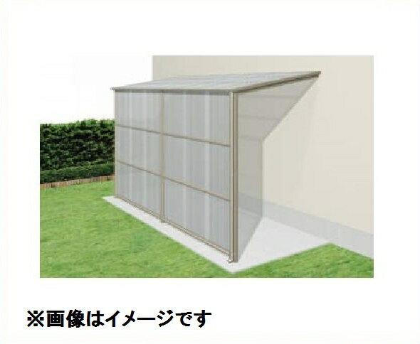 三協アルミ オイトック 3間×6尺 波板タイプ/関東間/H=9尺/基本タイプ/1500タイプ/2連棟