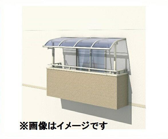 三協アルミ レボリューA 5.0間×7尺 600タイプ/関東間/2階用R型/出幅移動収まり/3連結 熱線遮断ポリカ 『テラス屋根』
