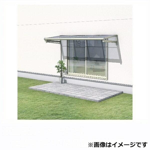 三協アルミ レボリューA 4.0間×4尺 600タイプ/関東間/1・2階用F型/柱なし式/2連結 ポリカーボネート *雨トイは3m×4本を手配します 『テラス屋根』
