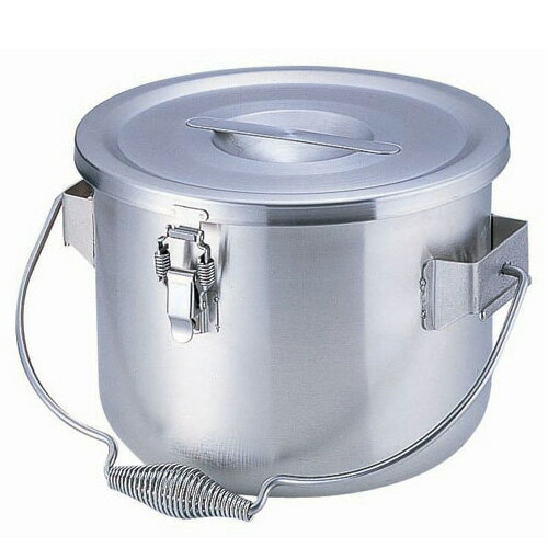 Murano/ムラノ 18-8 真空食缶 (フック付) 2L<2L>( キッチンブランチ )