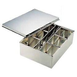 SA 18-8 冷凍バット( キッチンブランチ )