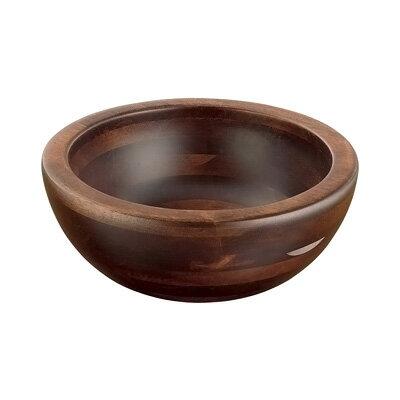 木製 惣菜くり鉢 深型 中 44283 φ420×H150mm( キッチンブランチ )