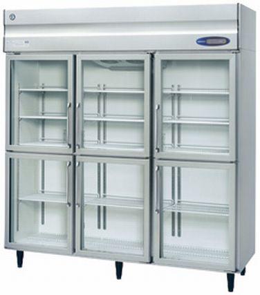 【送料無料】新品!ホシザキ リーチイン冷蔵ショーケース RS-180XT3-6G 受