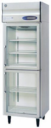 【送料無料】新品!ホシザキ リーチイン冷蔵ショーケース RS-63X-2G 受