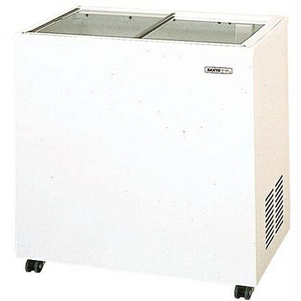 【送料無料】新品!パナソニック(旧サンヨー) 冷水ショーケース (62L) BC-110N