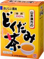 【ポイント13倍相当】山本漢方のどくだみ茶36包×10個セット【RCP】
