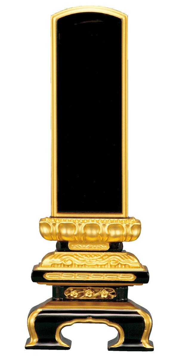 塗位牌【面粉 千倉座 3.0寸】【送料無料】[伝統型位牌][漆位牌][漆塗り位牌][3寸][3.0号][3号]