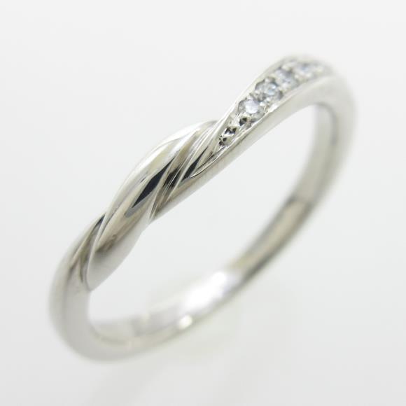 PT ダイヤモンドリング【中古】