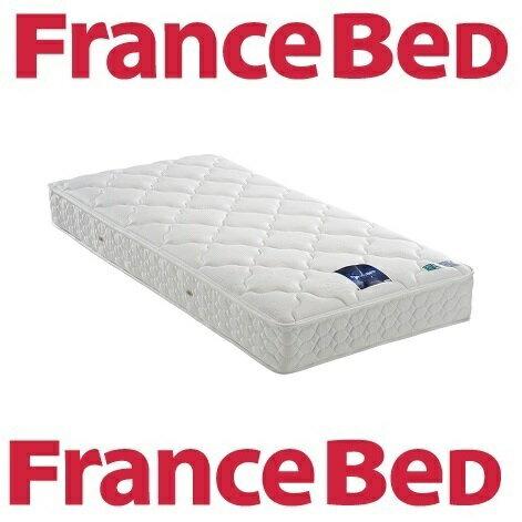 フランスベッド LT-300N 硬さ:ハード クイーンロングマットレス/日本製/通気性・寝心地抜群