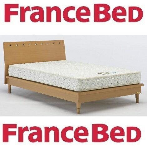 フランスベッド NLS-606 シングルフレーム/当店は配送・組み立て・設置・梱包材の回収まで送料無料!/日本製/脚付き/スノコ床板/F4スター