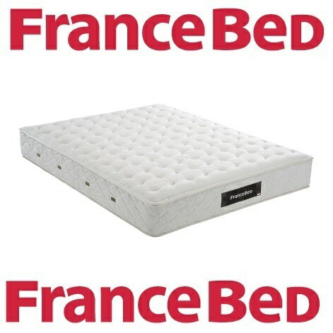 フランスベッド LT-900N AS 硬さ:ハード ダブルマットレス/当店は配送・開梱・設置・残材の回収まで送料無料!/両面仕様/日本製/高級