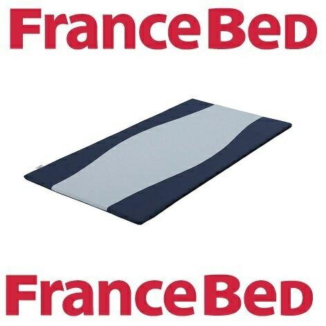 送料無料 フランスベッド RH-BAE-ベッドパッド セミダブル/日本製/通気性抜群/制菌加工/抗菌防臭加工/ブレスエアー/東洋紡
