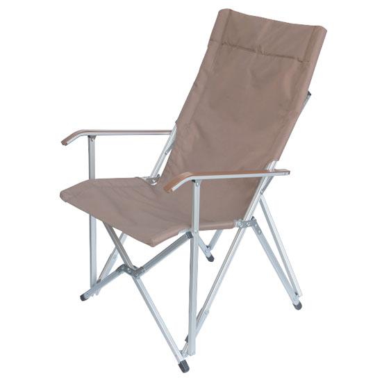 キャンパルジャパン 椅子 OCP1905 (80モカブラウン)ハイバックチェア 1905 椅子 アウトドアチェア アームチェア 収束型チェア 折りたたみチェア オガワキャンパル キャンパルジャパン