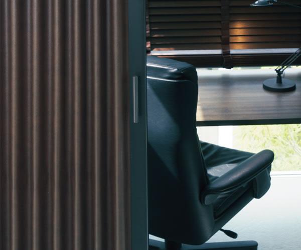 TOSO アコーディオンドア(アコーディオンカーテン) クローザーライト リーガル 幅60~100cm×丈191~200cm