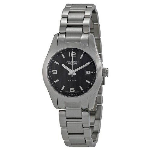 2年保証!新品 腕時計 ロンジン LONGINES Conquest Classic コンクエスト クラシック レディース 自動巻き L22854566 L2.285.4.56.6