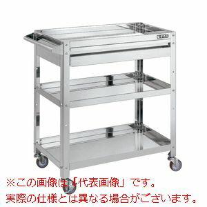 サカエ スーパーワゴン KR-200CSS 【代引き不可・配送時間指定不可】