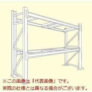 サカエ パレットラック H2-5562 【代引き不可・配送時間指定不可】
