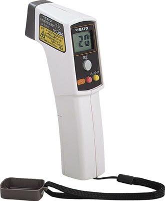 佐藤 赤外線放射温度計 SK-87002