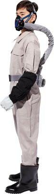 シゲマツ 電動ファン付呼吸用保護具 Sy20G2-B1(20680)SY20G2-B1  重松製作所
