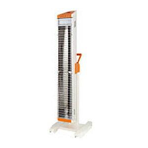☆【送料無料】【代引き不可】 スイデン 遠赤外線ヒーター SEH-15-2 単相200V 消費電力1.5KW 暖房機 【RCP】