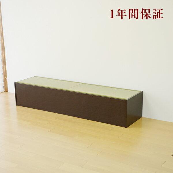 畳ベンチ(収納付き)AS(送料無料)(い草畳表)【日本製】防災グッズを入れれば備蓄倉庫までいかず持ちだせます。