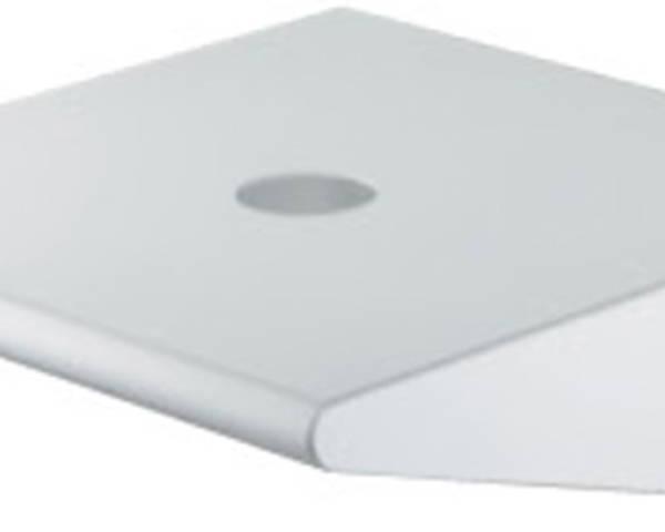 手洗カウンターホワイト 497-062-W【カクダイ】