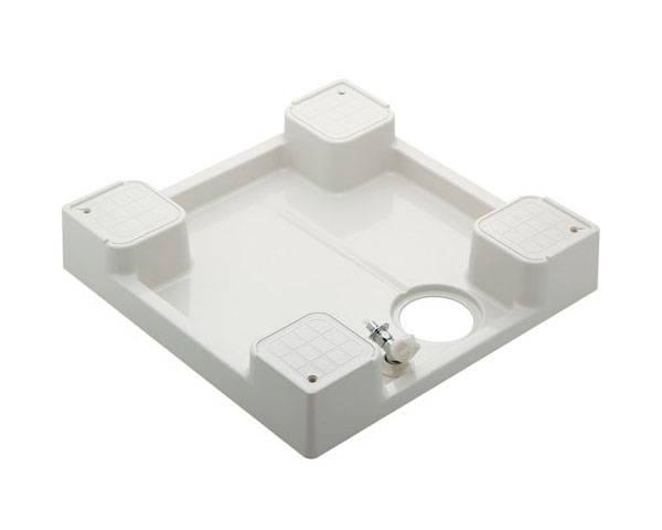 洗濯機用防水パン(水栓付) 426-502【カクダイ】