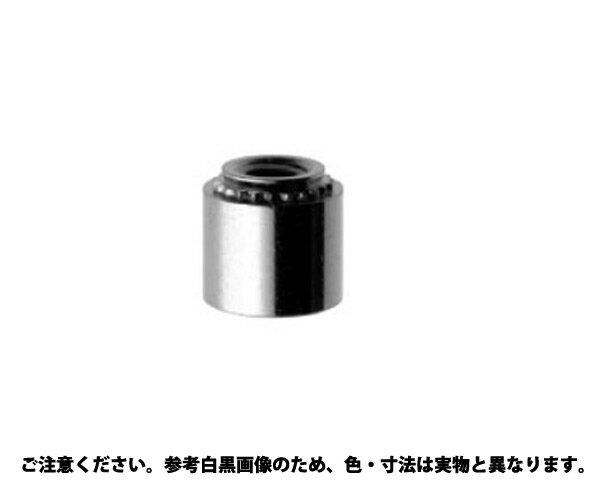 ボブスペーサー 表面処理(ニッケル鍍金(装飾) ) 規格(BF10-M3-6) 入数(1000)