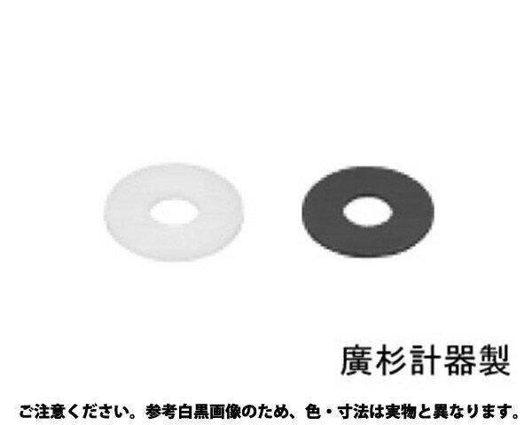 POM ジュラコンW CC 表面処理(BC(六価黒クロメート)) 規格(1022ー20B) 入数(500)