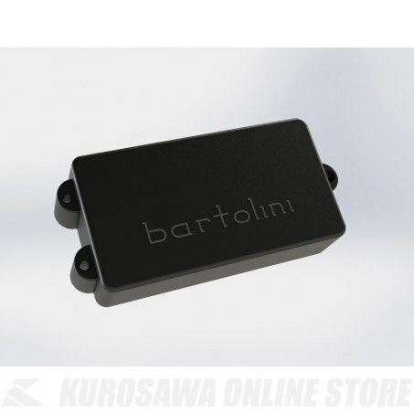 Bartolini Bass Pickups 4-String Music Man タイプ Classic Bassシリーズ Dual Coil Type MM4CBC (ベース用ピックアップ)(送料無料) 【ONLINE STORE】