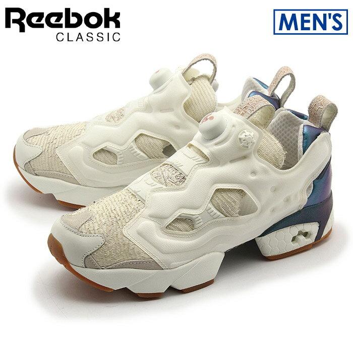 リーボック REEBOK メンズ スニーカー インスタ ポンプ フューリー CNY17 ホワイト 白 シューズ 靴 ハイテク (REEBOK INSTAPUMP FURY CNY17 BD2026) 送料無料