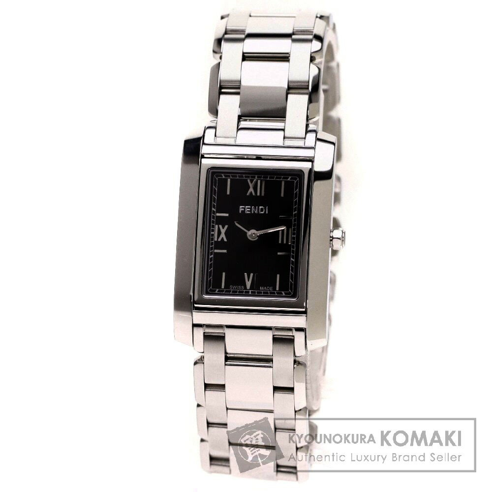 FENDI 7600M 腕時計 ステンレス/SS メンズ 【中古】【フェンディ】