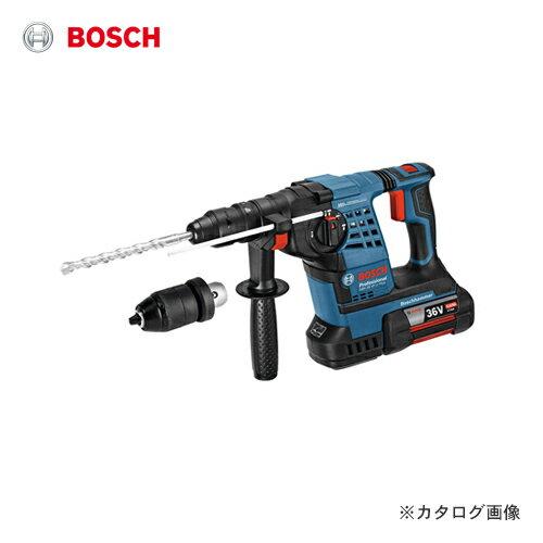 【お買い得】ボッシュ BOSCH GBH36VF-PLUS 36V 4.0Ah バッテリーハンマードリル(SDSプラスシャンク)