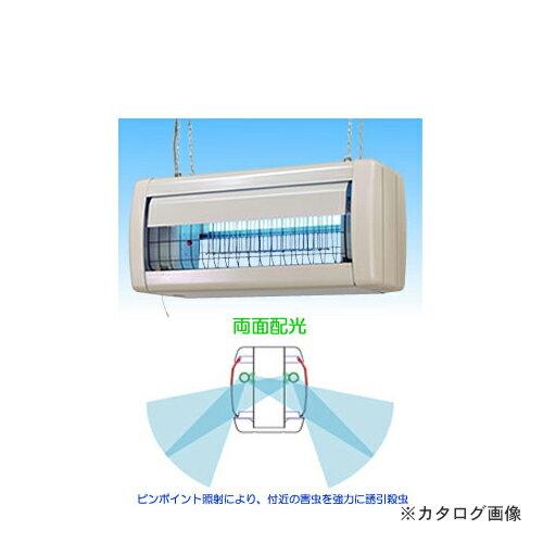 SANKO(三興電機) インセクトキール 屋外軒下用電撃殺虫器 防雨構造 FS20210L