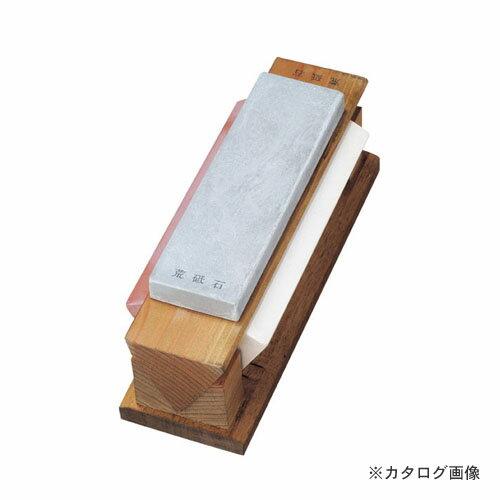 片岡製作所 T3-50 Brieto 業務用砥石 三面砥石(仕上/中/荒砥石) 248×87×102mm